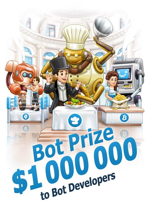 telegram one million