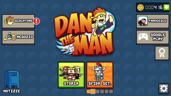dan the man android game screenshot 1