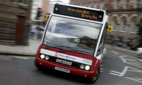 free autobus bus